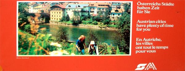 (c) Lothar Bodingbauer / Österreichs Städte haben Zeit für Sie
