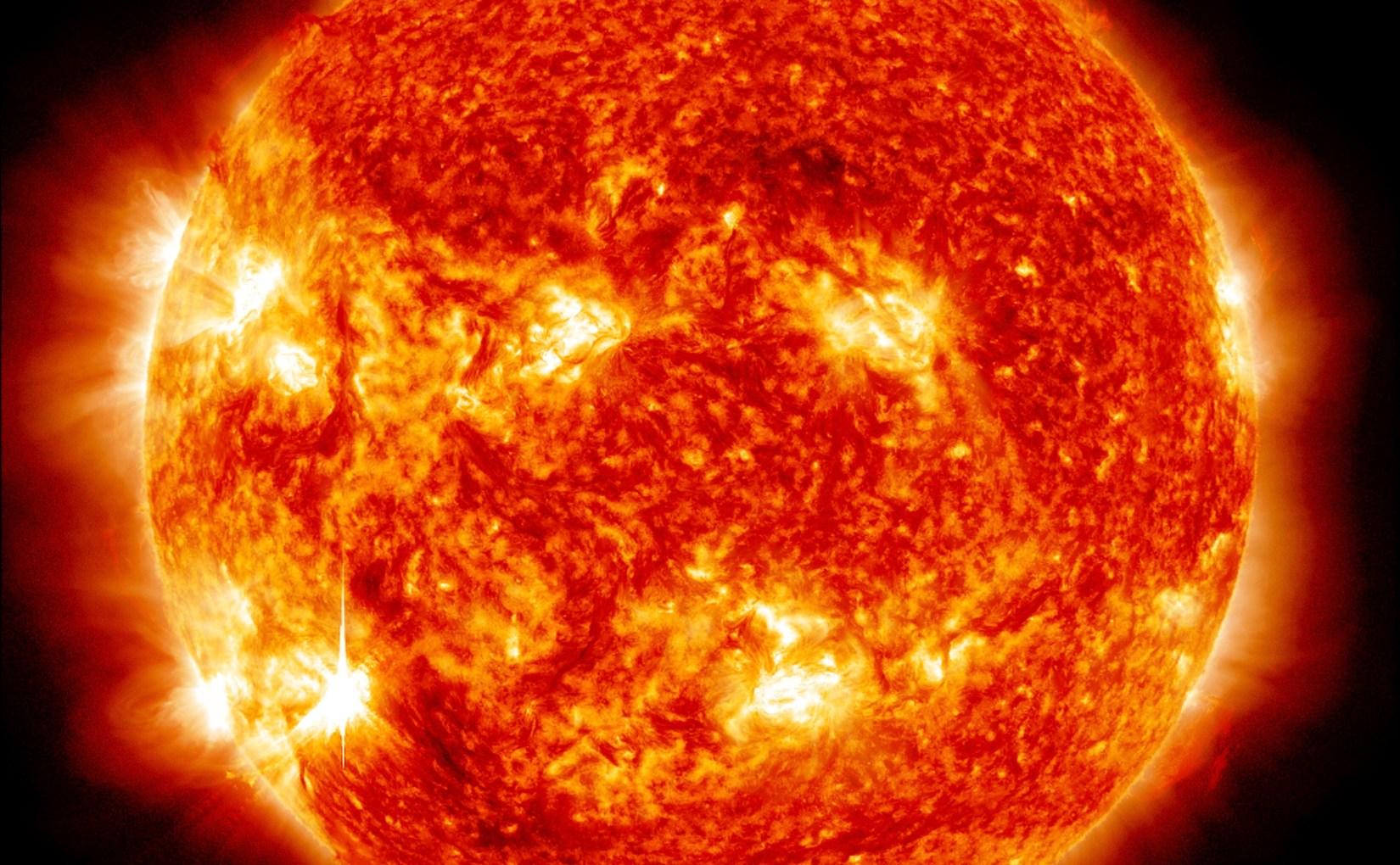 298. Sonnenforschung